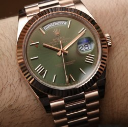 Rolex Day Date 40 60th Anniversary Watch