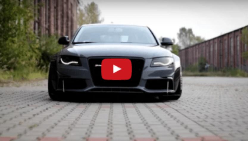Audi A4 V8 DTM