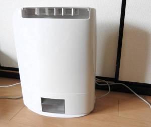 【体験談】パナソニック除湿機「F-YZP60」の評価。梅雨でも洗濯物がバッチリ乾く!