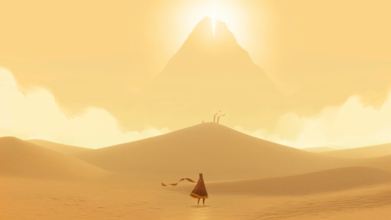 5 great video games for mental health - Journey