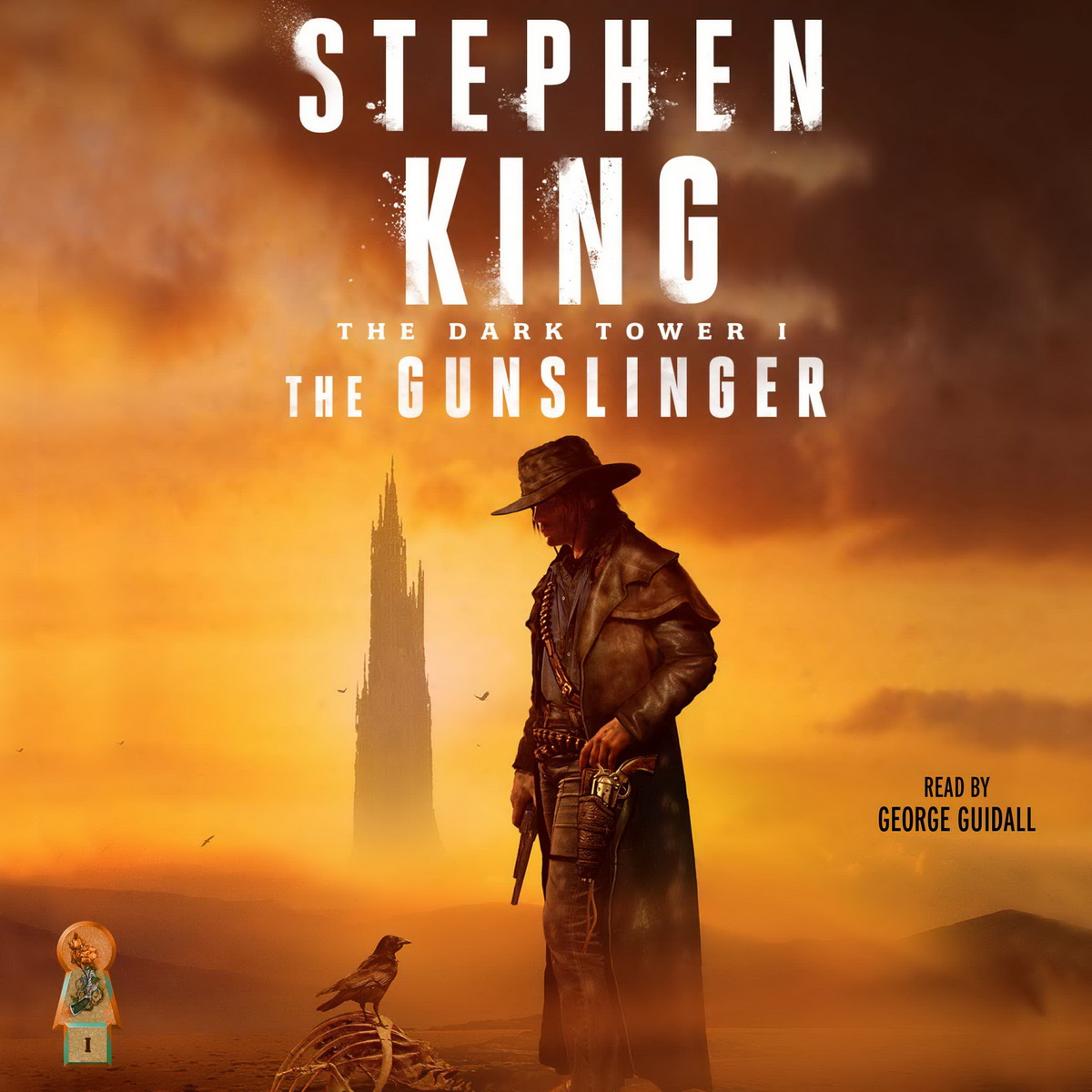 Backlog Review: The Dark Tower I: The Gunslinger