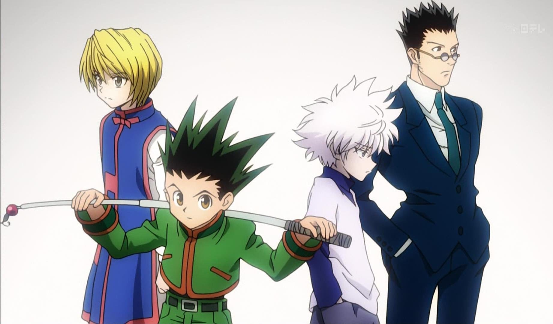 Whoops, Just Kidding - Hunter x Hunter is Back on Hiatus