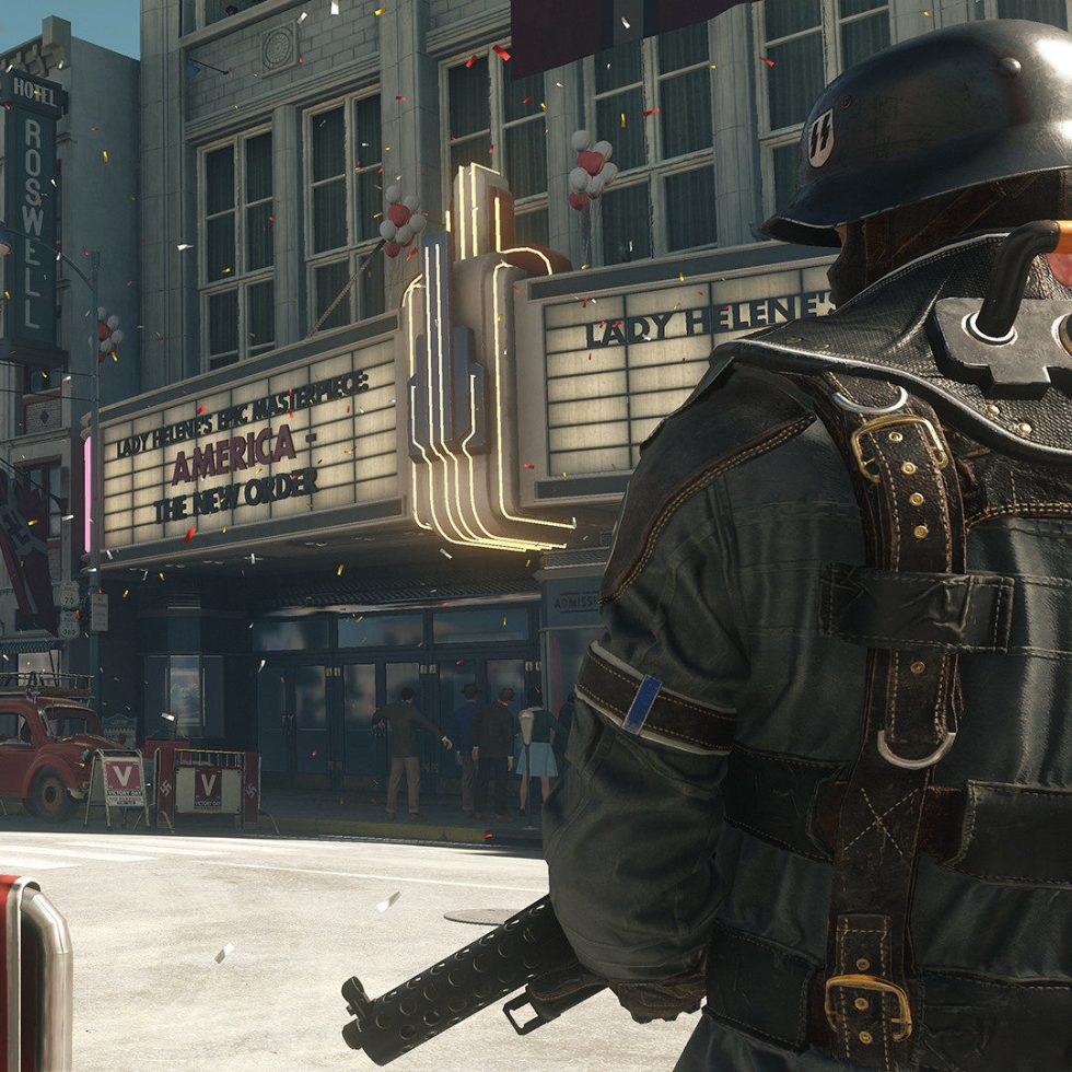 Wolfenstein II Shows World in Which Nazism is the New Normal