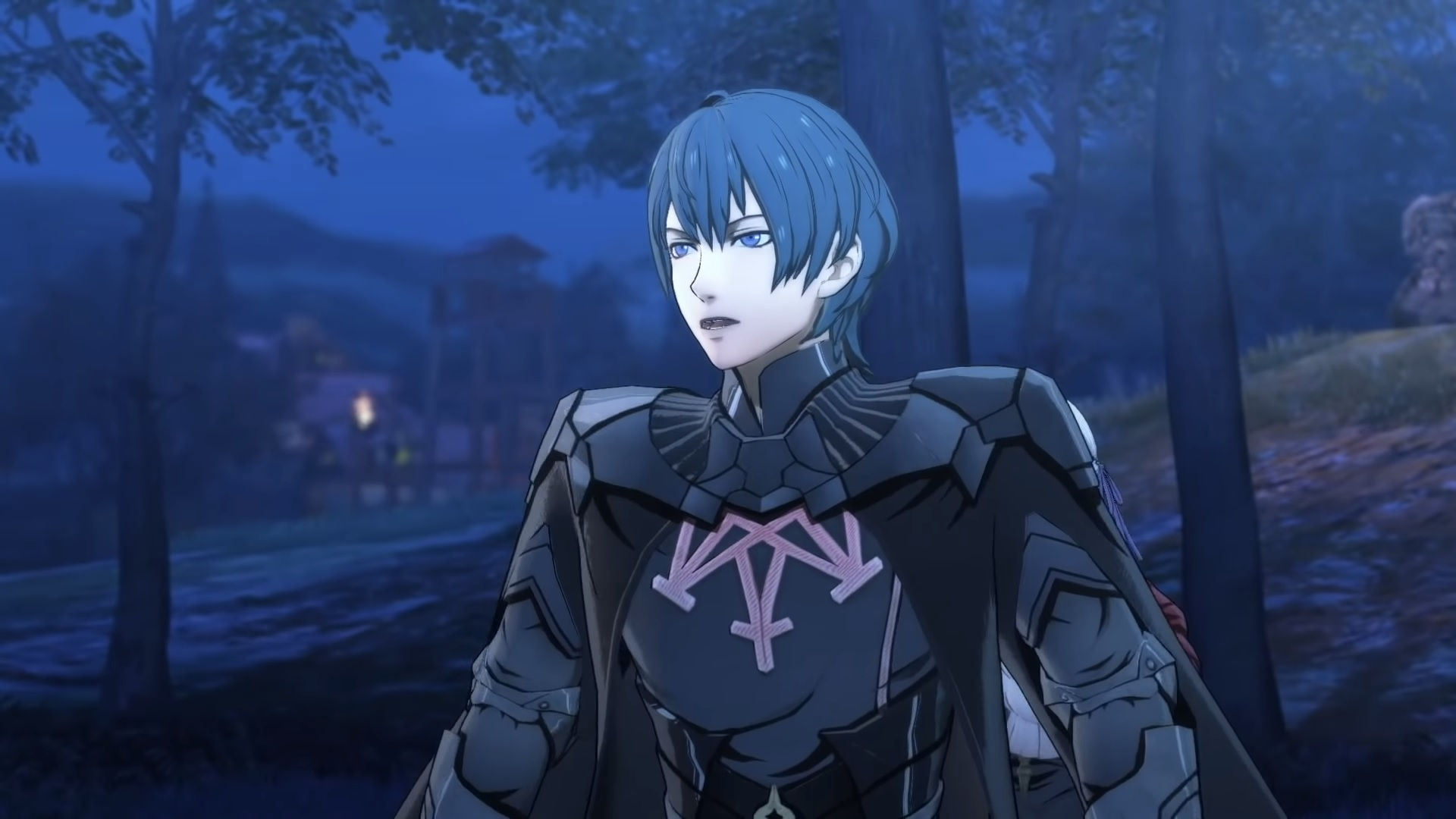 Byleth In Fire Emblem Three Houses Is A Mess The Punished Backlog