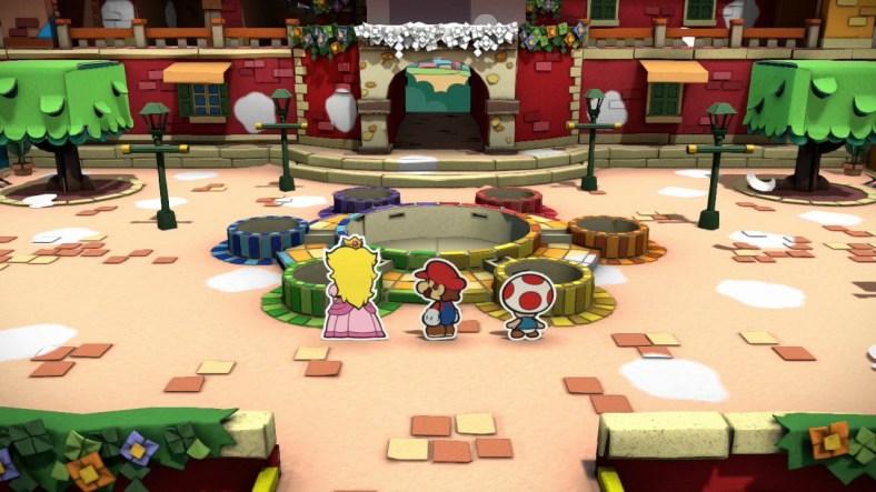 Paper Mario: Color Splash - Nintendo Switch