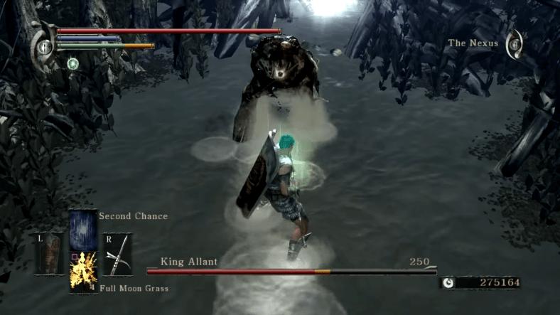 Demon's Souls bosses ranked - True King Allant