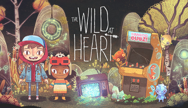 The Wild at Heart title banner