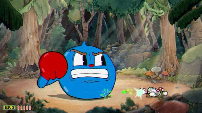 Goopy Le Grande boss fight