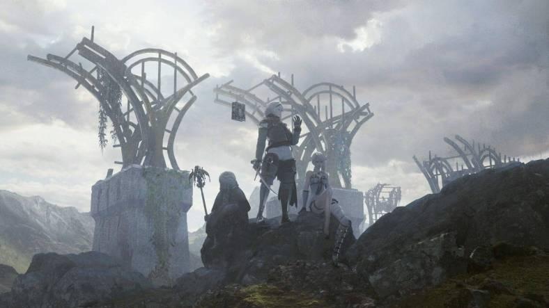 Nier Replicant - 2021 Video Game Release Calendar
