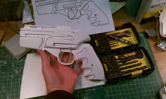 BSG Pistol - Step 5