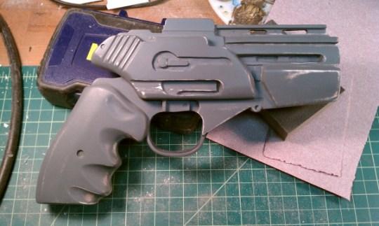 BSG Pistol - Step 6