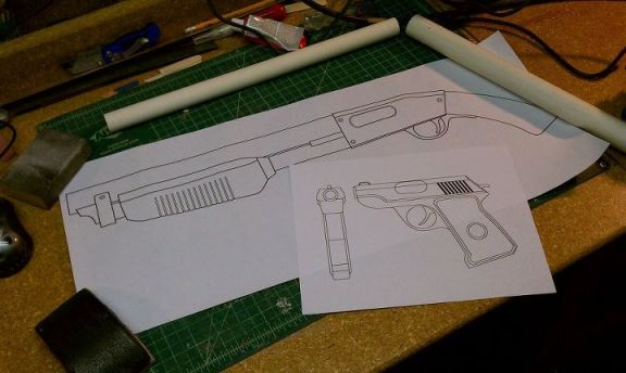 TF2 Guns - Started