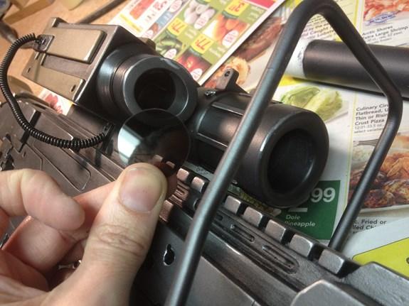 Halo Sniper - Scope Plastic