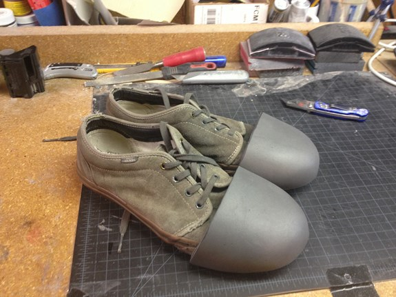 Draugr Clown Shoes
