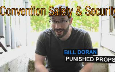Prop: Talk – Convention Safety & Security