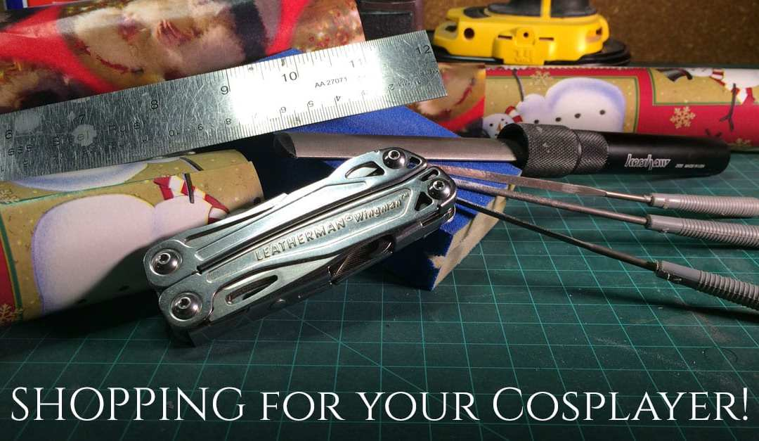 Shopping Ideas for the Cosplayer in Your Life!