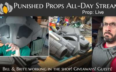 Punished Props All-Day Live Stream – 8/10/2015