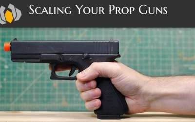 Prop Gun Scale Reference Images