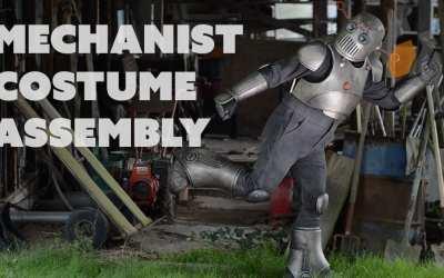 Prop: Shop – Fallout 4 Mechanist Costume Assembly