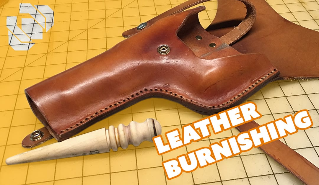 How to Burnish Leather w/GSTQ Fashions – Prop: Shop