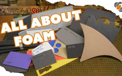 EVA Foam – What it is and Where to Get It – A Prop Maker's Guide