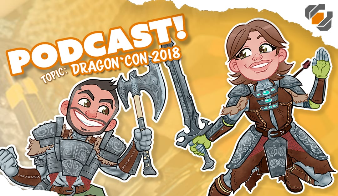 Prop Live podcast 9/6/18 – Dragon Con 2018 Recovery