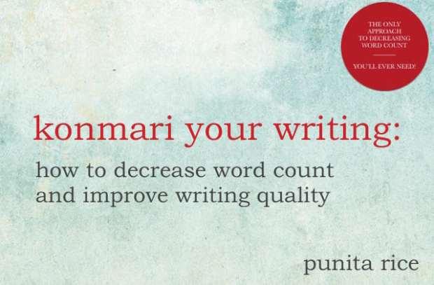 KonMari your Writing