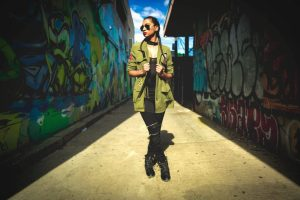 Inspired by Lady Pista - Recording Artist and DJ - Full Interview with Punlearning