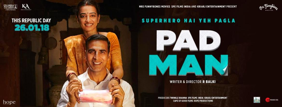 padman movie hindi