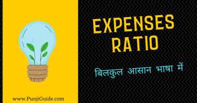 What is Expense Ratio in Mutual funds in Hindi