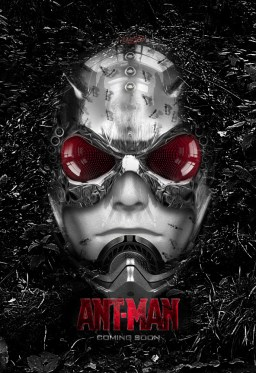 Ant-Man (artwork by Nicolas Obery)