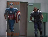 Russo bros' CAPTAIN AMERICA: THE WINTER SOLDIER (2014)