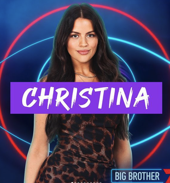 Christina Big Brother Australia 2021 Cast / Big Brother ...