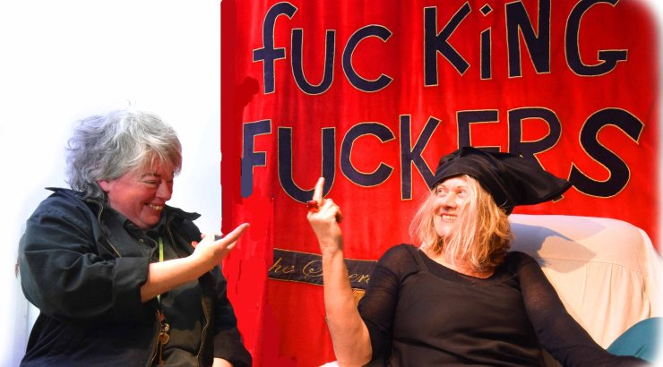 fucker banner