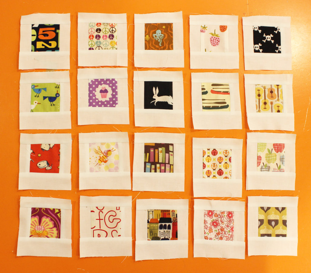Basic Polaroid Blocks Punkin Patterns