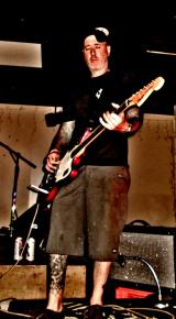 Dave French-Guitar, Legenday Hucklebucks