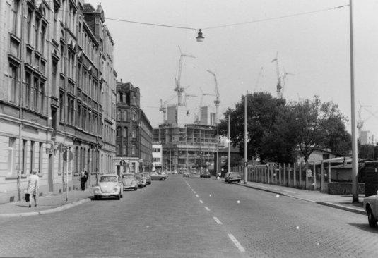 Fössestraße 1973 (Bild: Horst Bohne)