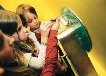 Touch the Music - Austellung im Kindermuseum