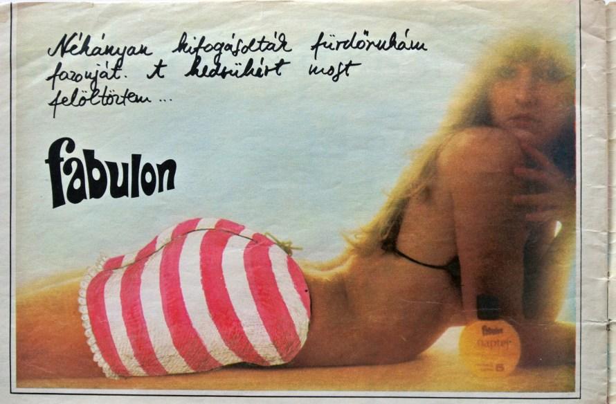 Tollasbál, 1980. Fotó: Eperjesi Ágnes.