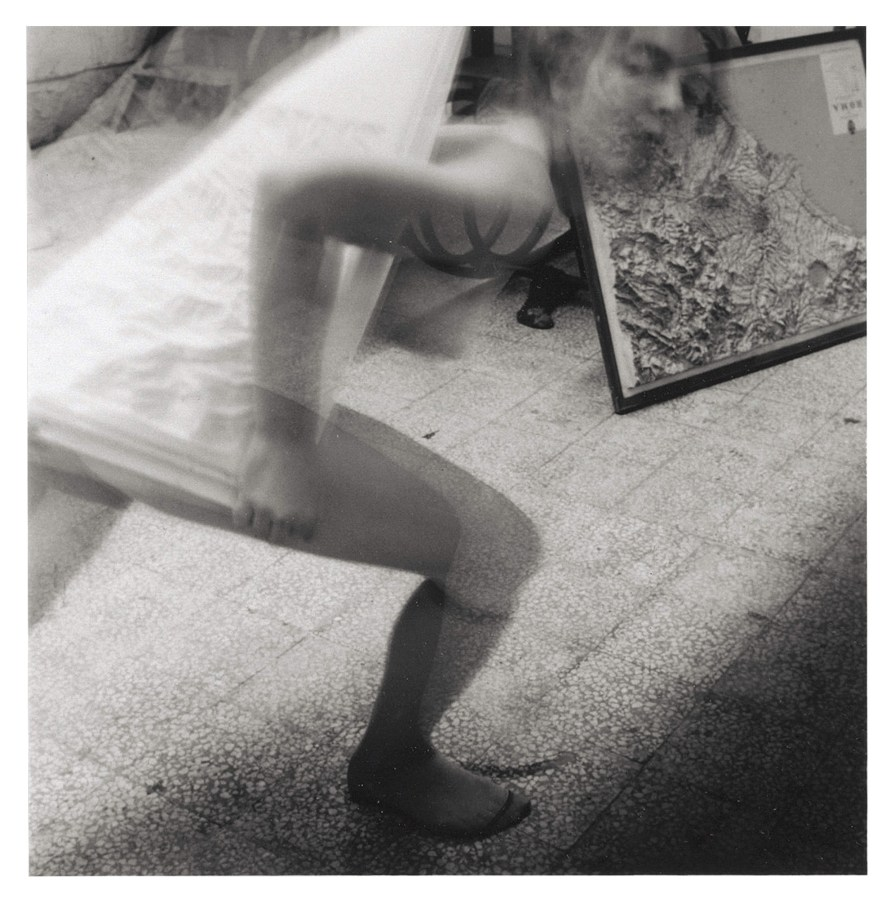 Francesca Woodman: Untitled, Rome, Italy, 1977–1978. Christie's.