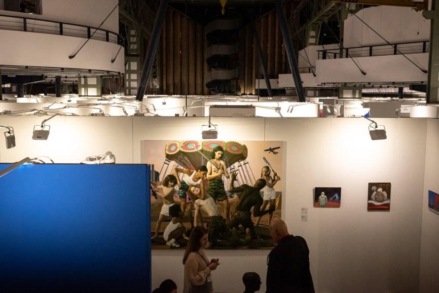 Triumph Galéria/AES+F. Fotó: Art Market