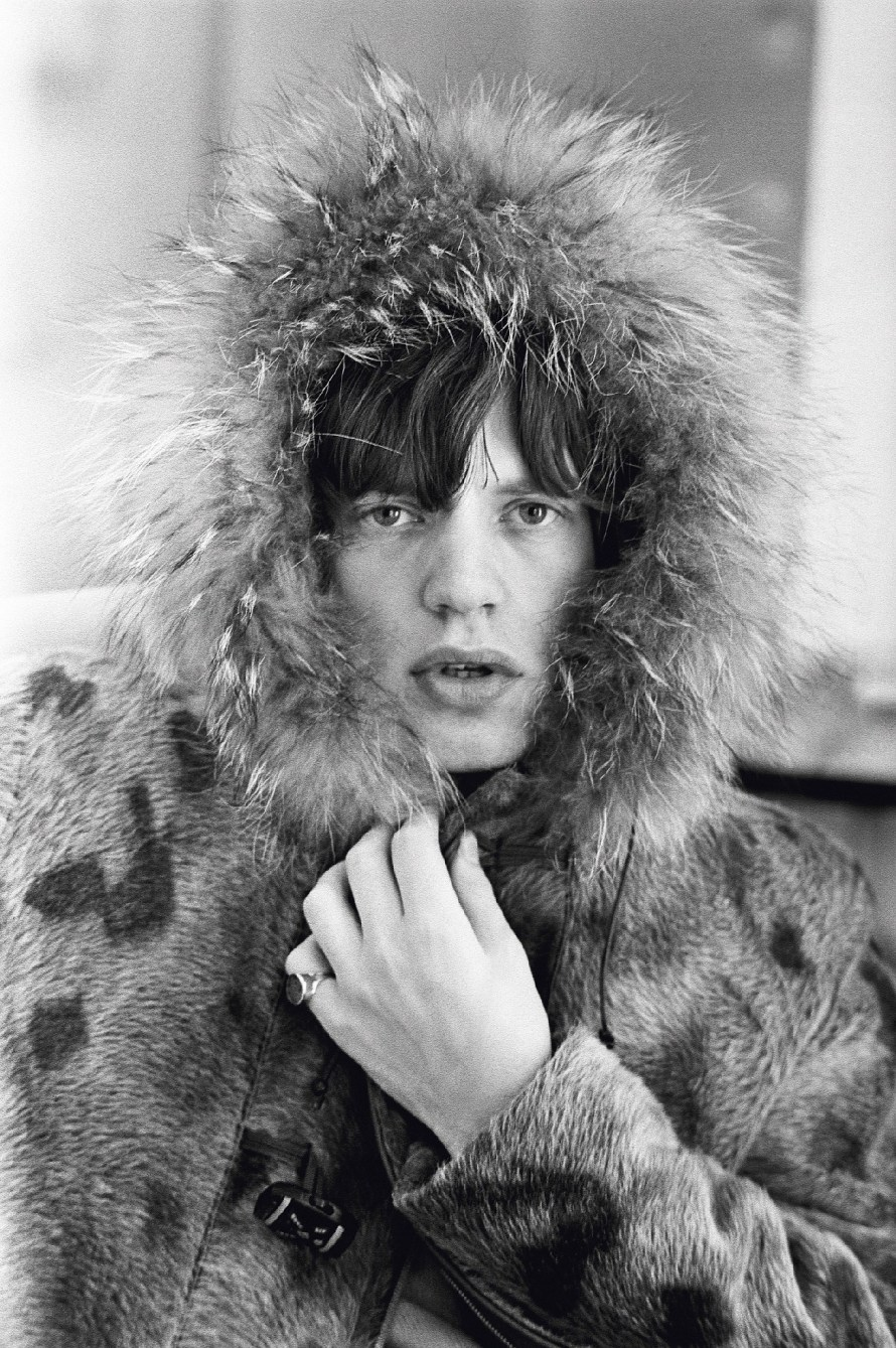 Terry O'Neill: Mick Jagger, 1964. Fotó: Cavalier Galleries