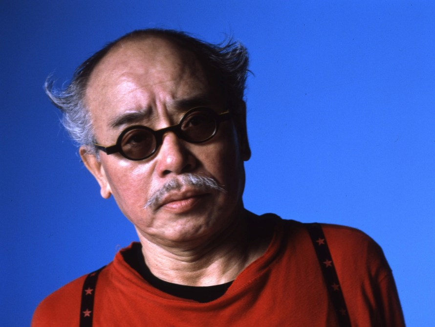 Nobuyoshi Araki, detail. Photo Pattarawadee Saengmanee. © artspace AM