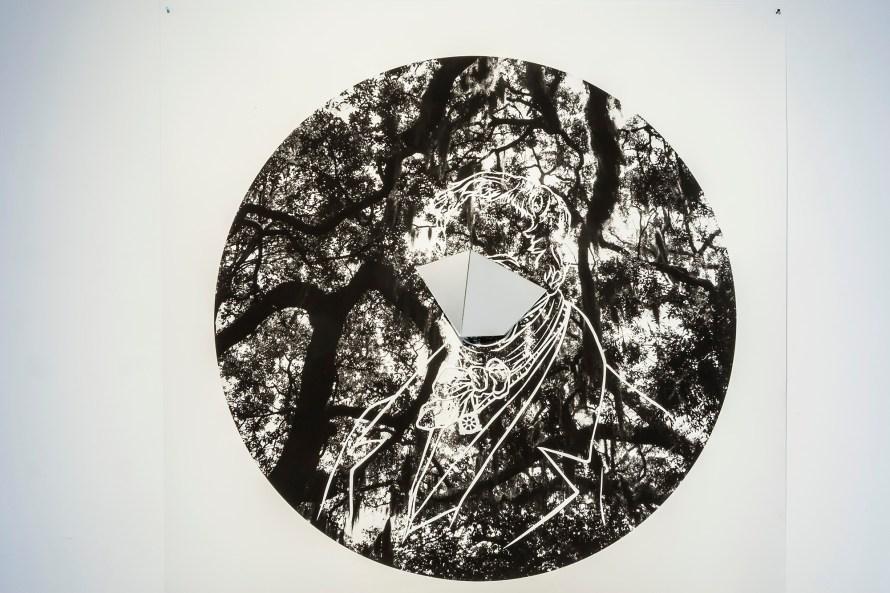 Gustavo Blanco-Uribe SINÉRGICA, enteriőr. Fotó: a TOBE Gallery jóvoltából (Tomas Opitz).
