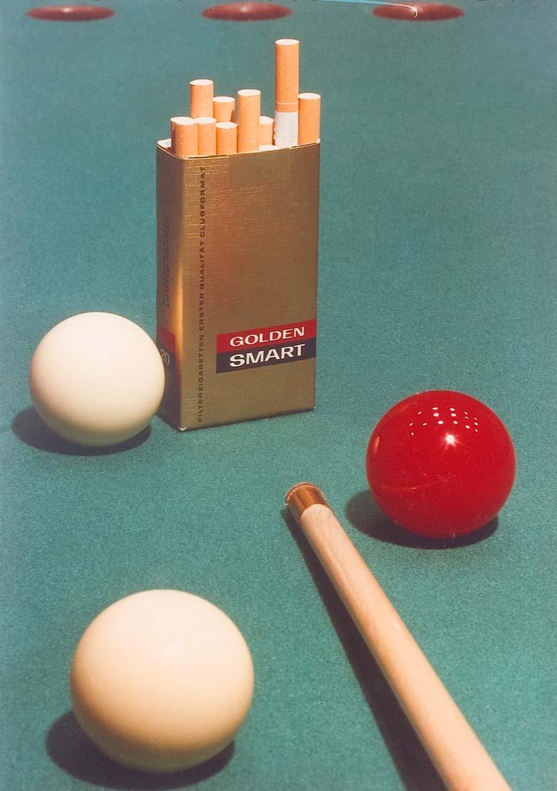 Tóth József Füles: . Golden Smart. Cigaretta (1968)