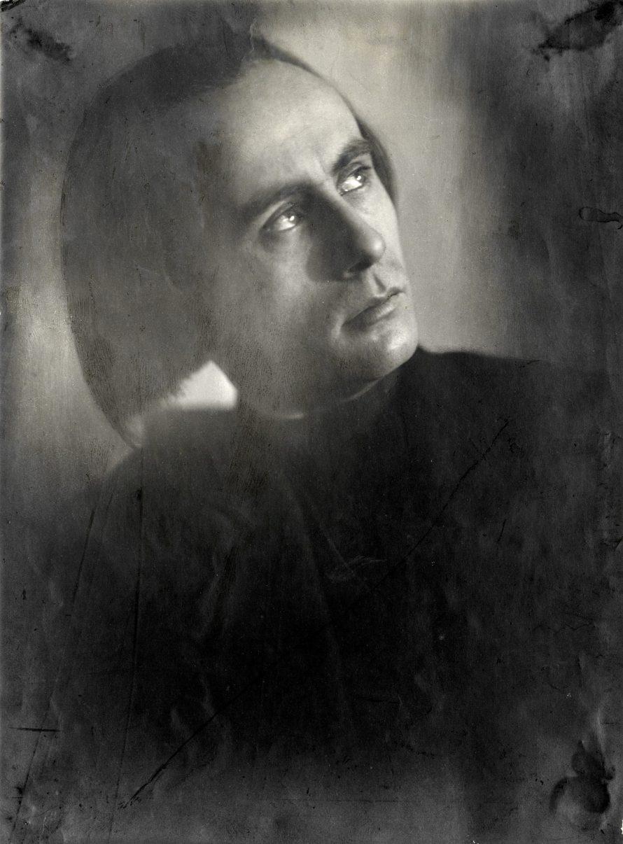 Révai Ilka: Kassák Lajos, 1917, Petőfi Irodalmi Múzeum-Kassák Múzeum