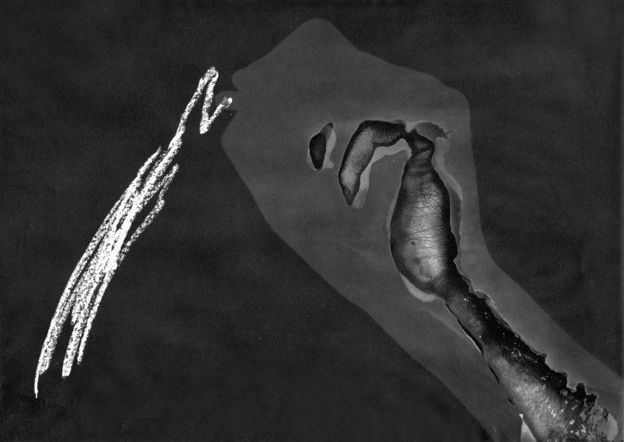 Fotó: Czeizel Balázs: Levél Maurer Dórának, 1–6., részlet, 1987