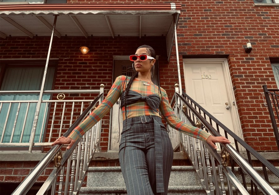 Fotó: <b>Lelanie Foster:</b> Shay, the Bronx, New York.<br> Shot on iPhone 12 Pro