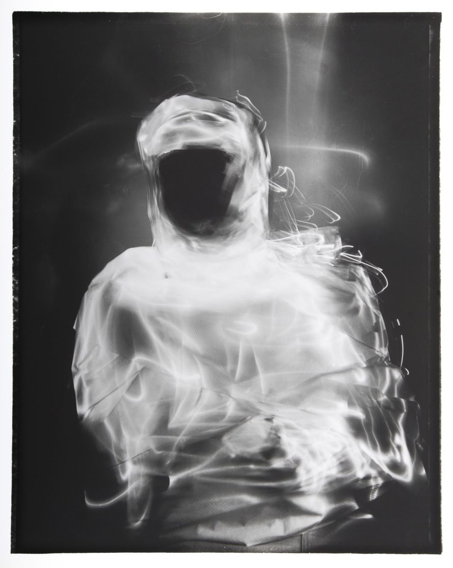 Fotó:<br> <b> Seeing with Photography Collective, New York City </b><br> <i>Radiant Abyss (Victorine Floyd Fludd)</i><br> © by the artist, courtesy of UCR ARTS: California Museum of Photography