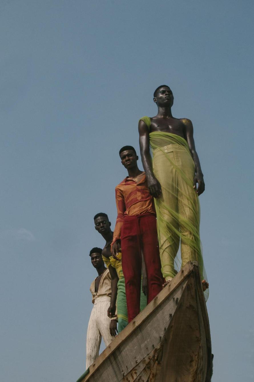 Fotó: <b>Daniel Obasi</b>: Moments of Youth, Lagos, Nigeria, 2019.